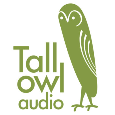 logo / tall owl audio