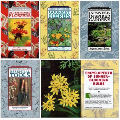 handbooks & more / brooklyn botanic garden
