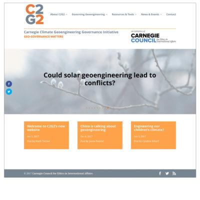 website / c2g2