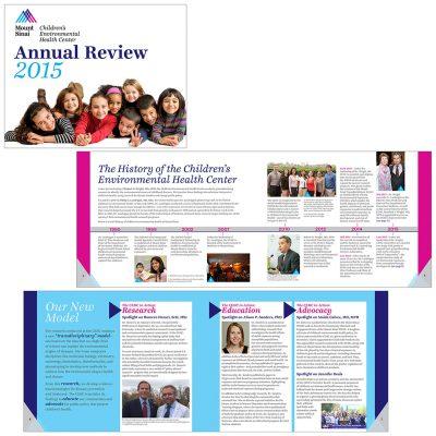print design & more / children's environmental health center