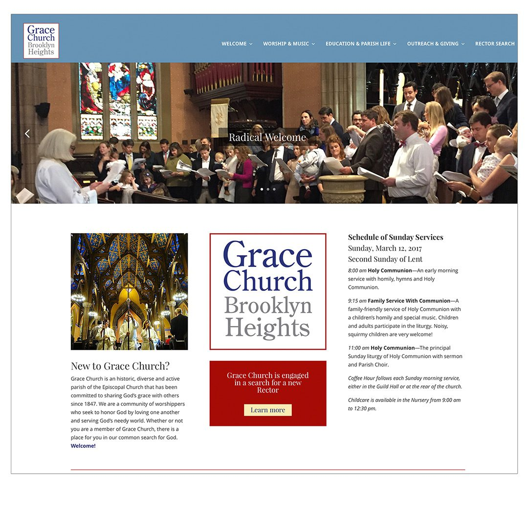 website / grace church brooklyn heights