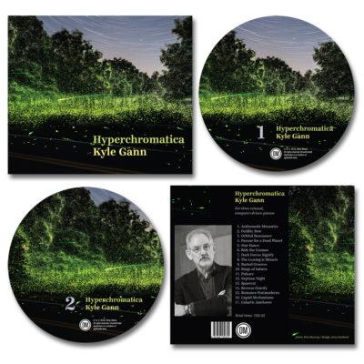 Hyperchromatica album packaging