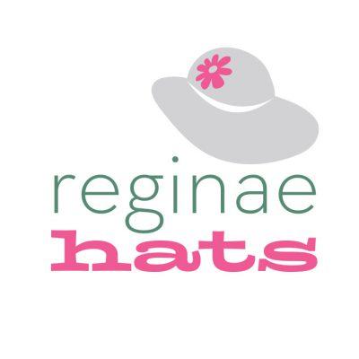 logo / reginae hats